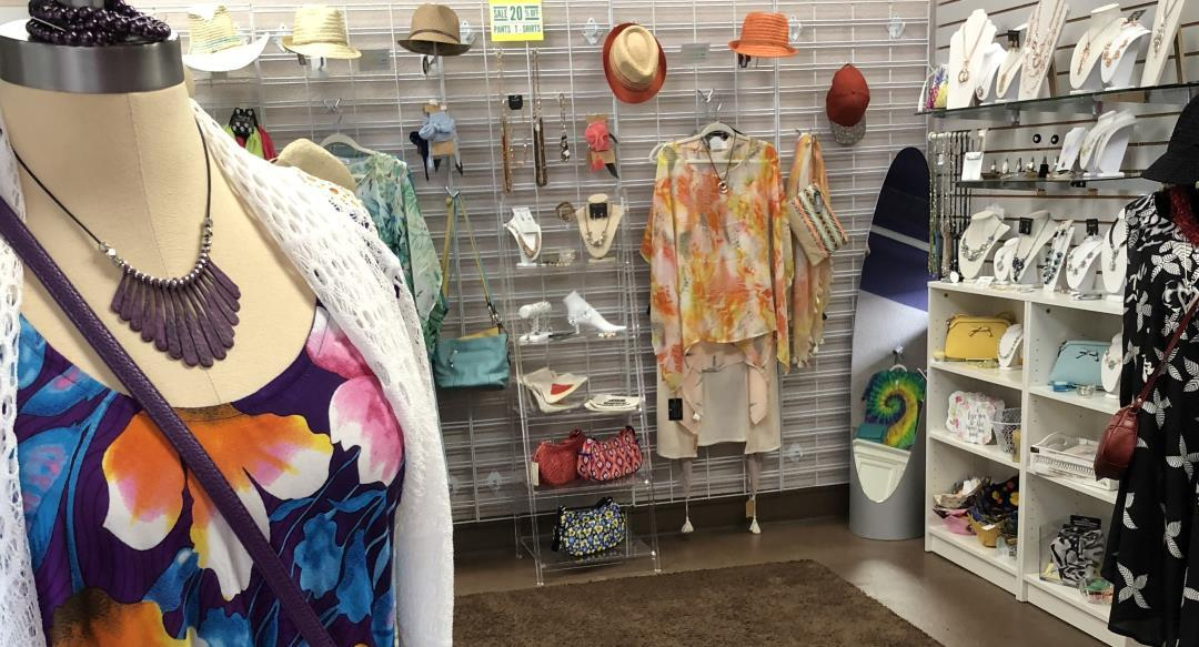 Hang Loose Boutique at Gallery of Shops Adrian MI