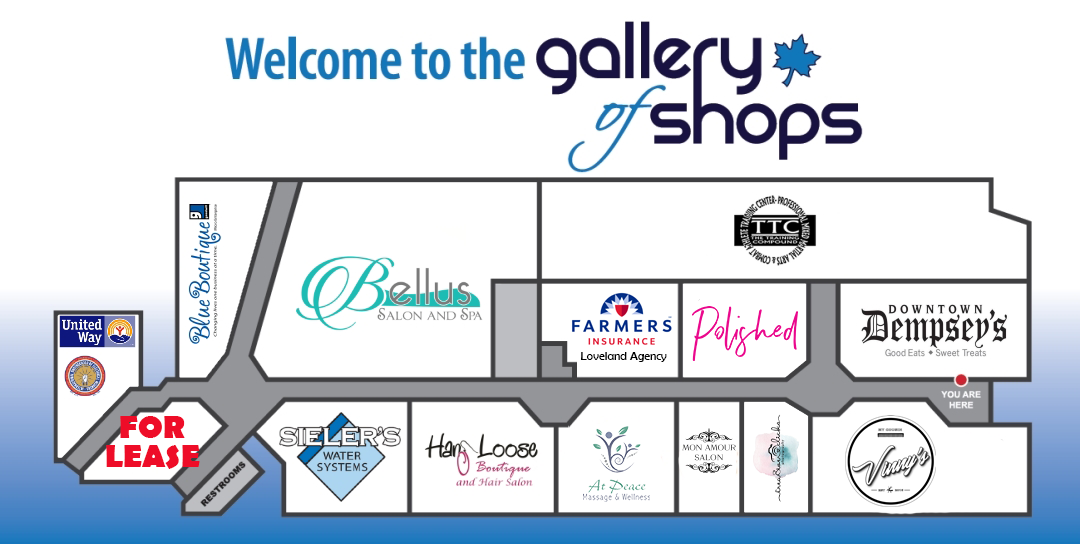Adrian Gallery of Shops
